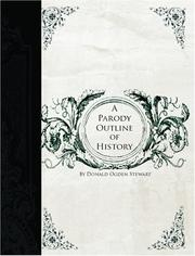 Cover of: A Parody Outline of History