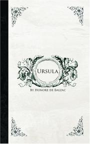 Cover of: Ursula