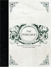 Cover of: The Wrecker