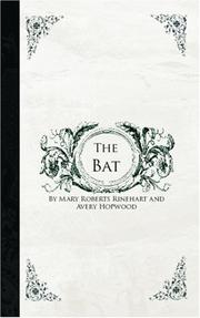 Cover of: The Bat