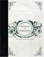 Cover of: Phyllis of Philistia