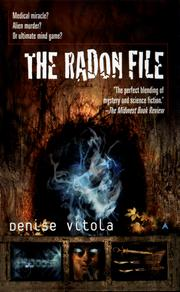 Cover of: The Radon File | Denise Vitola