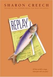 Cover of: Replay: a new book