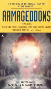 Cover of: Armageddons |