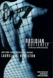 Cover of: Obsidian butterfly