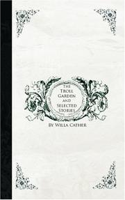 Cover of: TThe roll Garden and Selected Stories