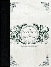 Cover of: The Dock Rats of New York