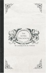 Cover of: The Long Vacation