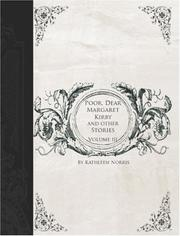 Cover of: Poor, Dear Margaret Kirby and other Stories