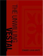 Cover of: The Unwilling Vestal