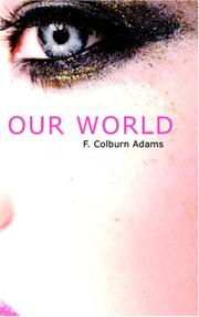 Cover of: Our World | F. Colburn Adams
