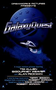 Cover of: Galaxy Quest