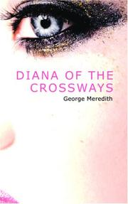Cover of: Diana of the Crossways