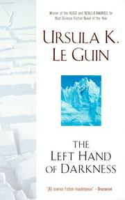 Cover of: The Left Hand of Darkness | Ursula K. Le Guin