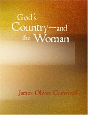 Cover of: God's CountryAnd the Woman