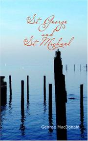 Cover of: St. George and St. Michael | George MacDonald
