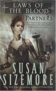 Cover of: Partners (Laws of the Blood, Book 2)