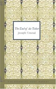 Cover of: End of the Tether
