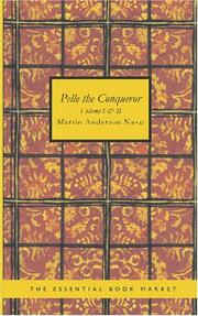 Cover of: Pelle the Conqueror Volume 1 & 2