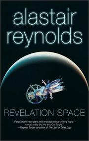 Cover of: Revelation space