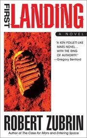 Cover of: First landing