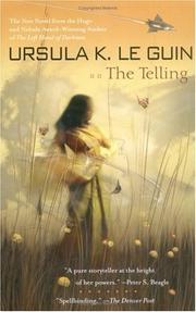 The telling by Ursula K. Le Guin