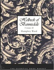 Cover of: Helbeck of Bannisdale, Volume II (Large Print Edition) | Humphry Ward
