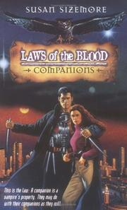 Cover of: Companions (Laws of the Blood, Book 3 )