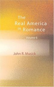 Cover of: The Real America in Romance, Volume 6