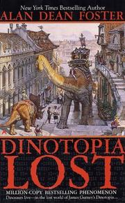 Cover of: Dinotopia Lost | Alan Dean Foster
