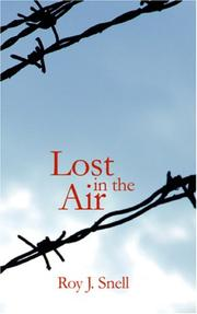 Cover of: Lost in the Air