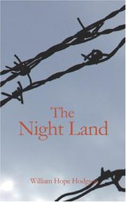 Cover of: The Night Land Volume 1