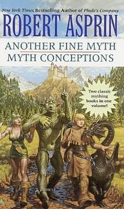 Cover of: Another Fine Myth/Myth Conceptions 2-in1