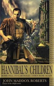 Hannibal's children by John Maddox Roberts