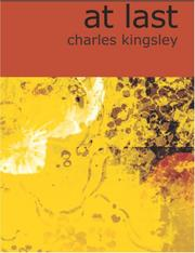 Cover of: At Last (Large Print Edition) | Charles Kingsley