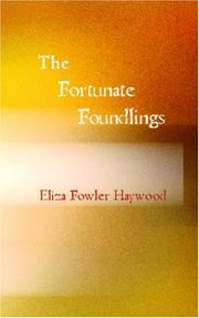 Cover of: The Fortunate Foundlings
