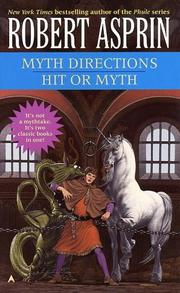 Cover of: Myth Directions / Hit or Myth (2-In-1)
