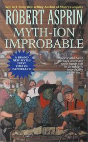 Cover of: Myth-Ion Improbable