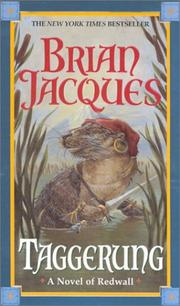 Cover of: Taggerung (Redwall, Book 14) | Brian Jacques