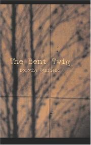 Cover of: The Bent Twig