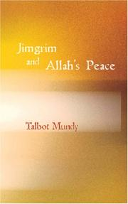 Cover of: Jimgrim and Allah