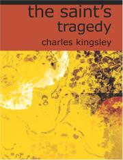 Cover of: The Saint's Tragedy