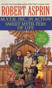Cover of: M.Y.T.H. Inc. in Action/Sweet Myth-tery of Life 2-in-1