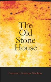 Cover of: The Old Stone House