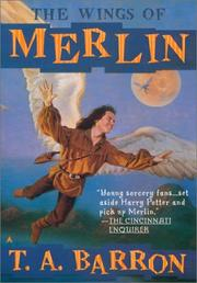 Cover of: The Wings of Merlin