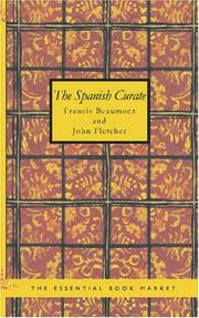 Cover of: The Spanish Curate