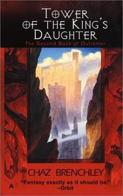 Cover of: Tower of the King's Daughter (Outremer, No. 2)