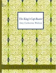 Cover of: The King\'s Cup-Bearer