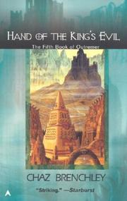 Cover of: Hand of the King's Evil (Outremer Series, Book 5)