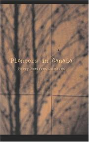 Cover of: Pioneers in Canada | Harry Hamilton Johnston